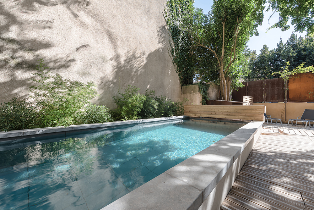 margelle piscine moleo gris